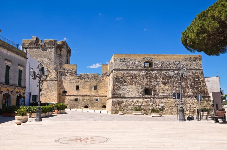 Castro, in Provincia di Lecce