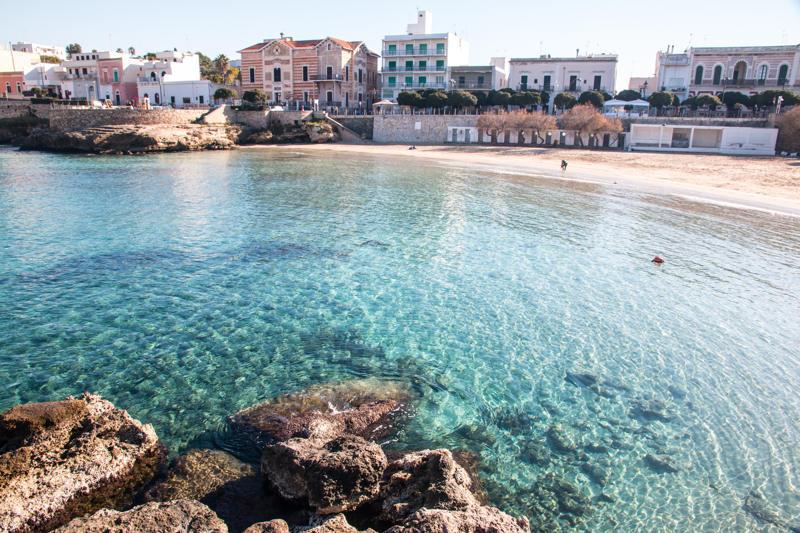 Santa maria al bagno una delle spiagge pi belle del salento porto selvaggio resort - Santa maria al bagno spiagge ...